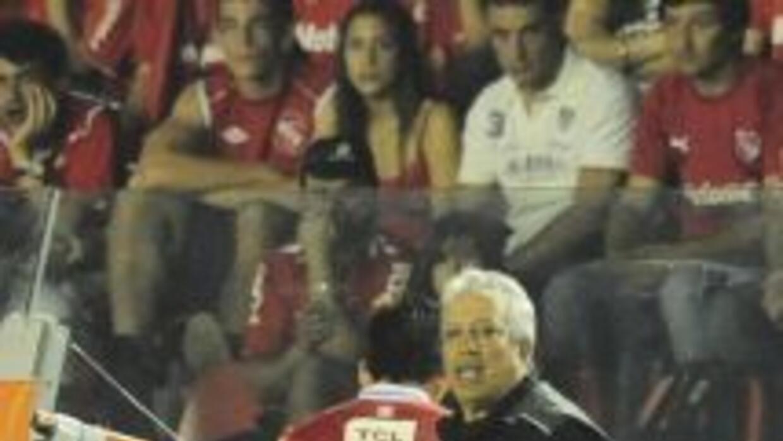Independiente sacó un magro empte con Tigre en partido atrasado del torn...