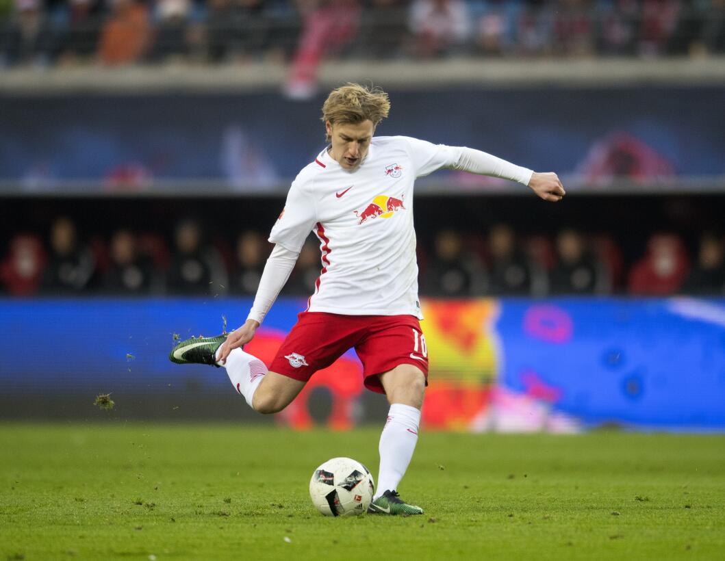 Emil Forsberg (RB Leipzig) - La promesa del fútbol sueco, en el sorpresi...