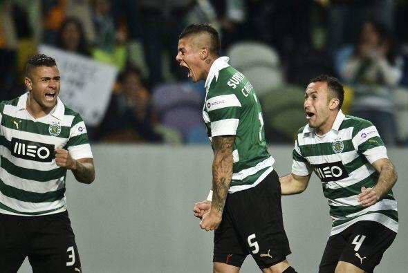 El presidente del Sporting, Bruno de Carvalho, anunció esta semana su ca...