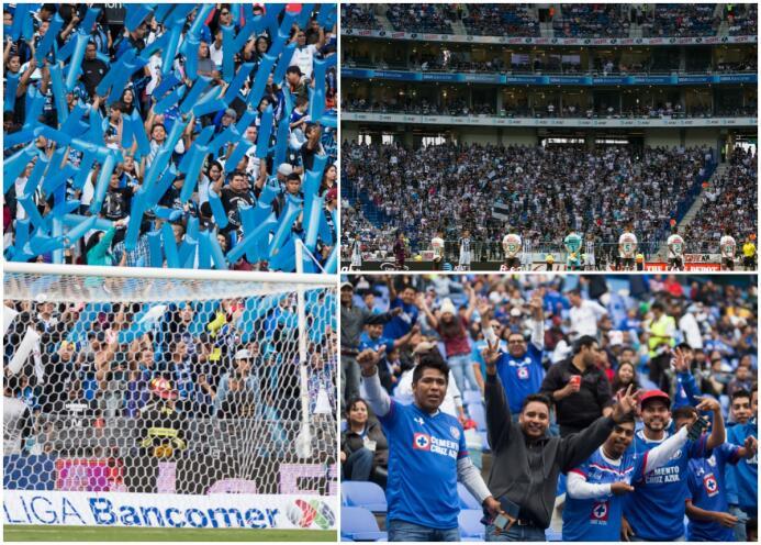 La afición de Rayados se quedó con el primer lugar en asistencia en la j...
