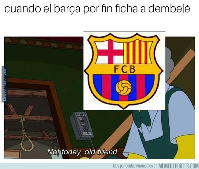 Ousmane Dembélé vuelve a los entrenamientos con Barcelona MMD_995485_291...