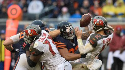 Highlights Semana 12: Tampa Bay Buccaneers vs. Chicago Bears