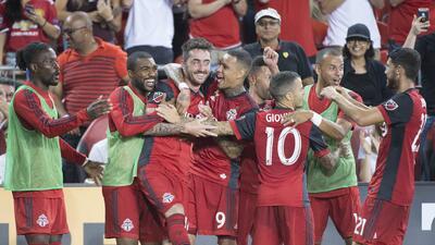 En vilo por conseguir su pase a los Playoffs de la MLS, Toronto FC quiere alzar el miércoles la Campeones Cup