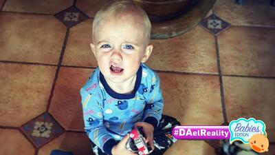 #DAElReality Babies Edition: Ríete con las ocurrencias de William, el be...