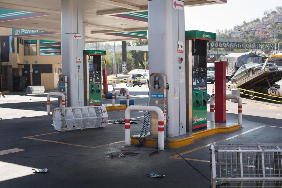 Protestas y saqueos en México: ¿qué es y cómo impacta el 'gasolinazo'? g...