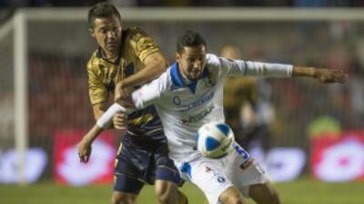 Querétaro derrotó a Pumas por la mínima.