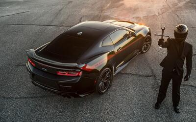 The Exorcist, Camaro ZL1 por Hennessey