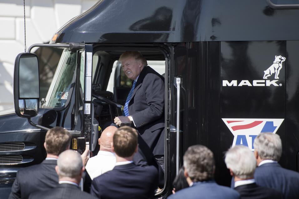 Rex Tillerson, el petrolero 'ecologista' de Trump GettyImages-656961200.jpg