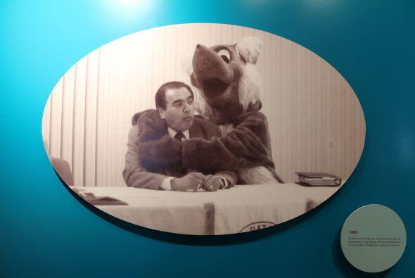 1980- El zorro es la mascota representativa de los estudiantes y egresad...