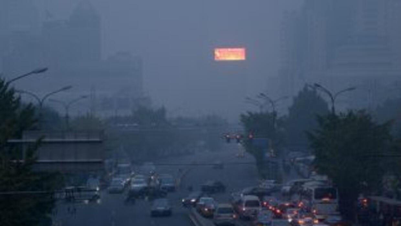 """El """"smog"""" proveniente del consumo de carbón en China causó alrededor de..."""