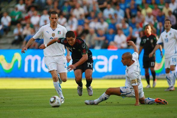 Allá por el 3 de Junio del 2010, le tocó enfrentar a Italia en un amisto...