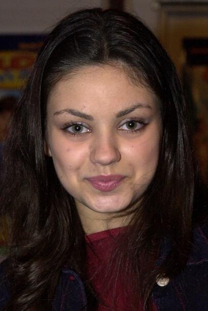 Esta belleza nació en Ucrania en 1983 pero se mudó a los Estados Unidos...