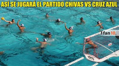 Memelogía| La piscina de Chivas y la asistencia al Azteca protagonizan la fecha 2