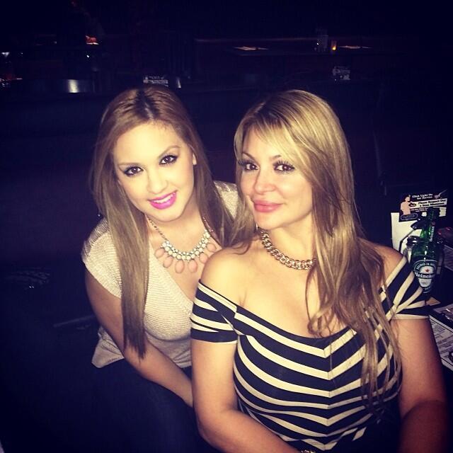 La hija de Marisol Terrazas.