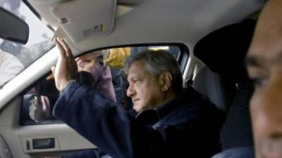 Andrés Manuel López Obrador. (Fotografía de archivo)