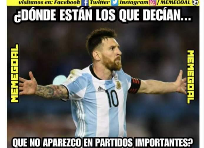 Los memes no perdonan: Mientras en Chile sufren, en Argentina se rinden...