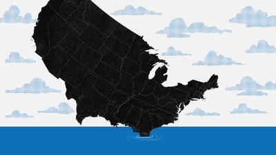 Así será el fin de los Everglades y del Sur de Florida por el cambio climático