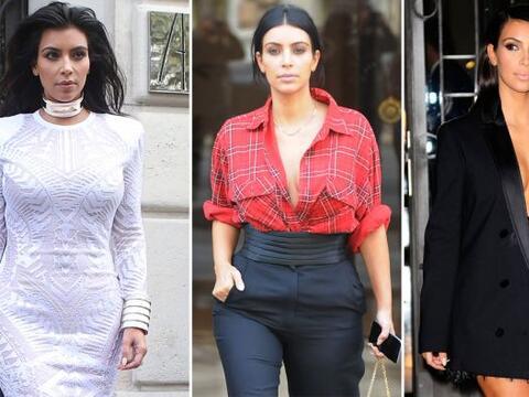 Durante su paso por la Semana de la Moda en París los atuendos de...