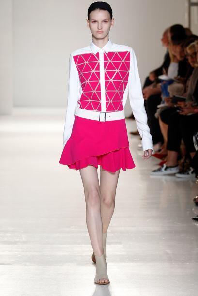 Sin duda alguna, esta propuesta fue del gusto de muchos 'fashionistas'....