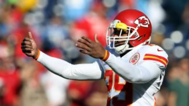 Eric Berry es parte fundamental de los Chiefs (AP-NFL).