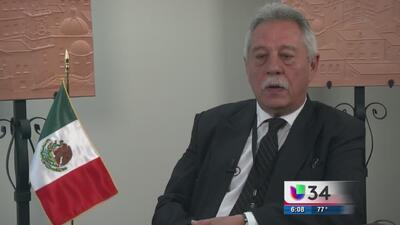 Cónsul de México en Atlanta habla sobre suspensión de la reforma migratoria