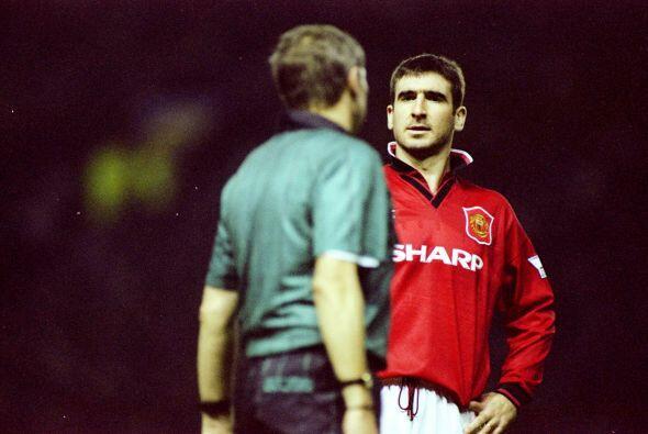 Con Moyes, el equipo ha sido tibio y timorato. ¿Quieren actitud? Cantona...