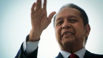 El magistrado Carves Jeandijo que recomendará que el caso de corrupción...