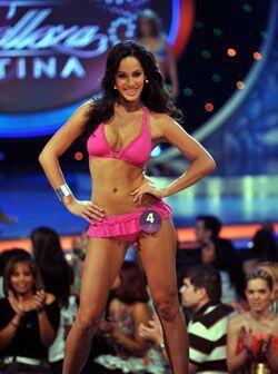 Catalina López, según las chicas, los jueces y los maestro...