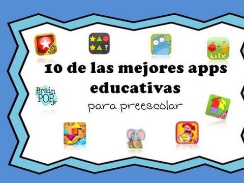 Acá te traemos una lista de las 10 mejores aplicaciones educativa...