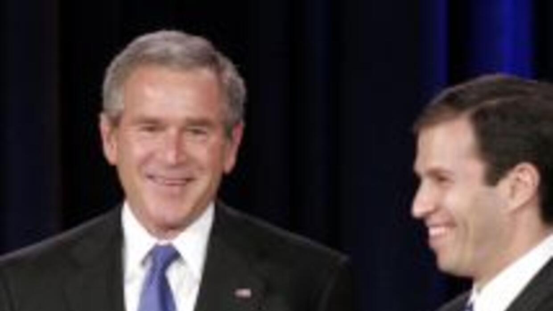 Ken Mehlman asesoró al ex presidente en su campaña de 2004. También fue...