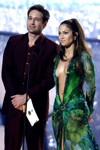 ¿Quién puede olvidar ese traje verde? El vestido pasó a la inmortalidad...
