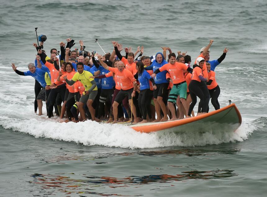 Surf récord