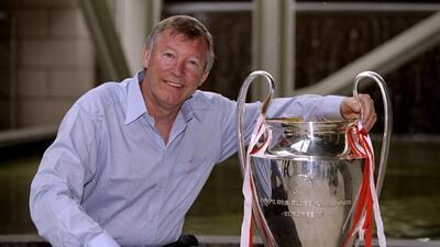 Sir Alex Ferguson y la 'clase del 92' con la que se hizo legendario en Manchester United