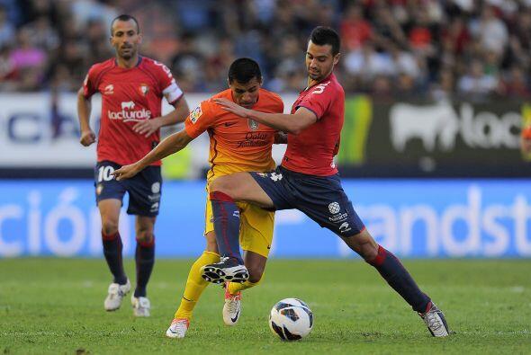 Alexis insistió todo el tiempo, pero no fue su mejor partido.
