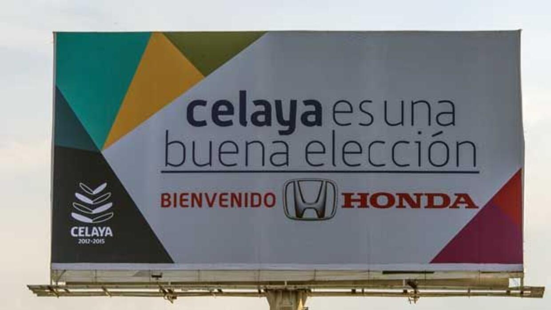 Marcas como Honda han aabierto nuevas fábricas de autos en territorio me...