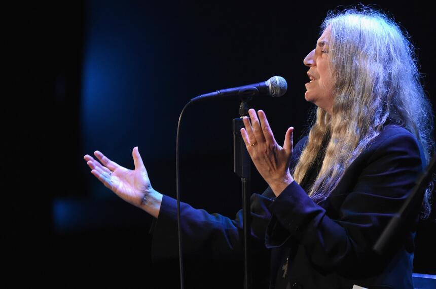 O la Patti Smith de los tablaos.