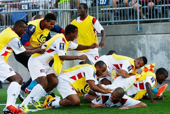 Cuba llega con dos derrotas y una victoria, lo que le permitió clasifica...