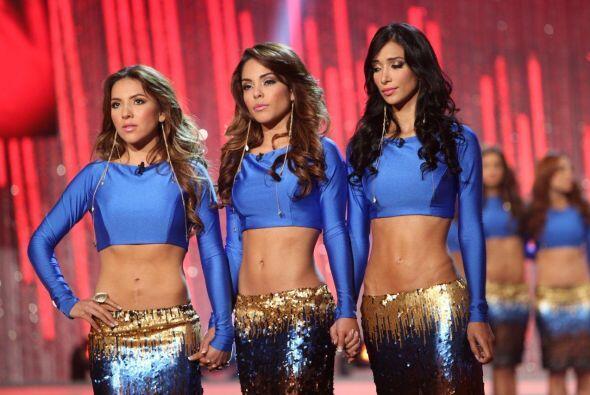 ¿Quién de estas tres bellezas sería la cuarta elimi...