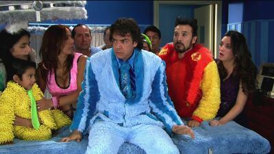 La Familia P. Luche, Galavisión