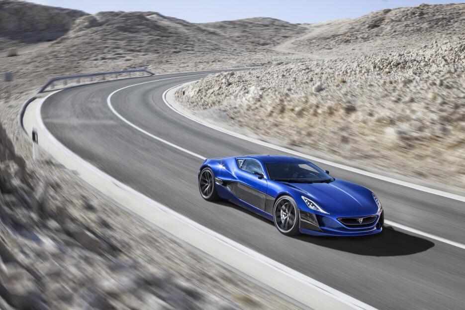 Imágenes del Rimac Concept_One, el auto eléctrico más rápido del 2016 d1...
