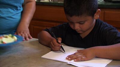 Obesidad infantil, un mal de la comunidad latina