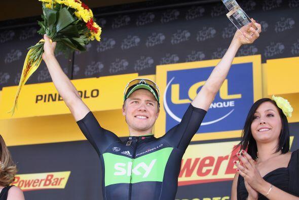 El ciclista noruego, de 24 años de edad, es campeón de su país en Contra...