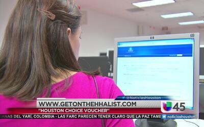 Más de 30,000 familias en Houston podrán recibir asistencia para el pago...