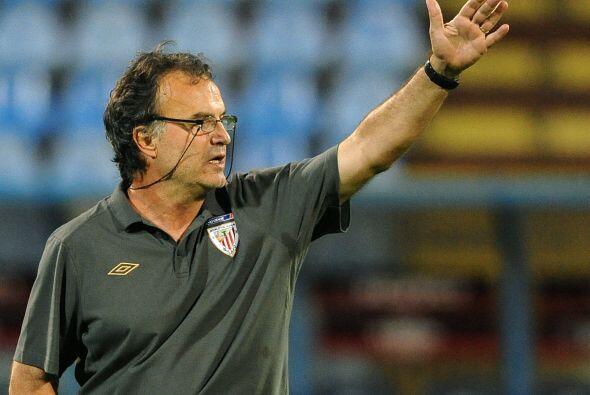 El entrenador de esta semana, sin duda, es el argentino Marcelo Bielsa,...