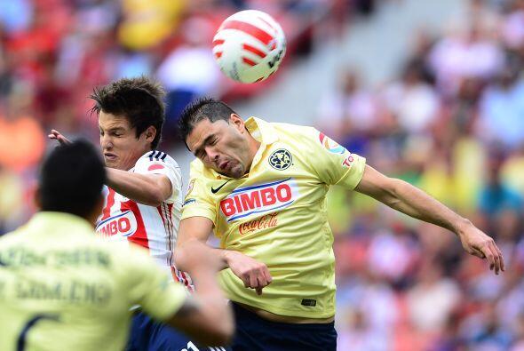 12.- Pablo Aguilar: El defensor tuvo un partido muy complicado ya que fu...
