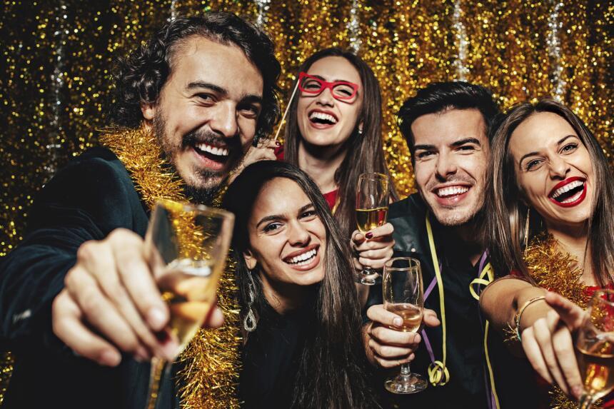 Ponches latinos para brindar en Navidad