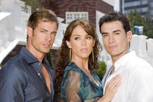 """David Zepeda fue el villano de este remake de la telenovela """"Tú o Nadie""""."""