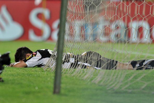 Una de las sorpesas de la Sudamericana fue la eliminación del Botafogo a...