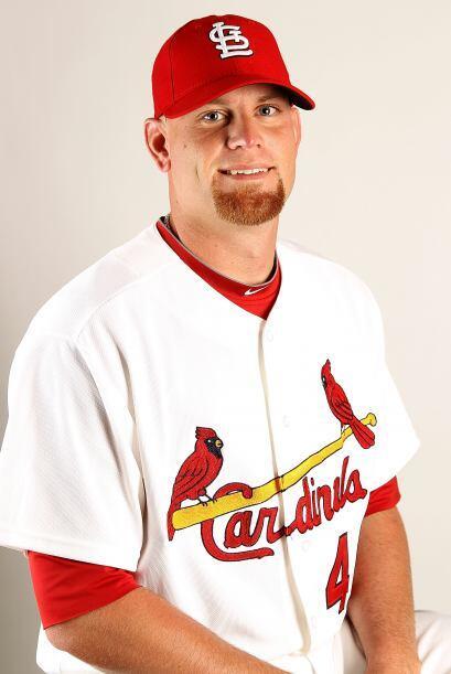...y Kyle McClellan, quien tomará el lugar del lesionado Wainwright.