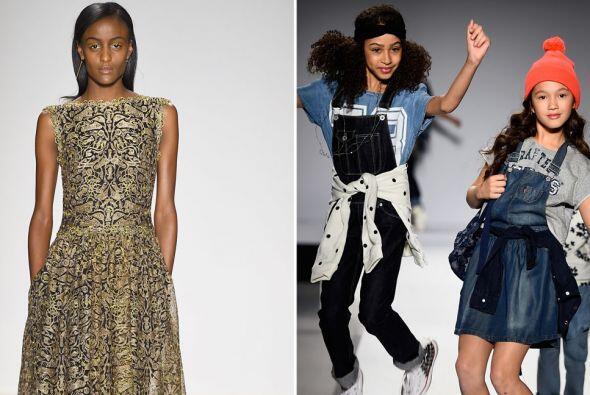 La semana tres del Fashion Week de Nueva York mostró desde elegan...